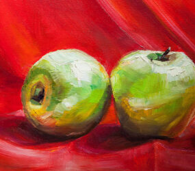 Wonderful Paintings of Delicious Fruits