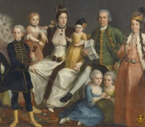 Famous Paintings with Various Families