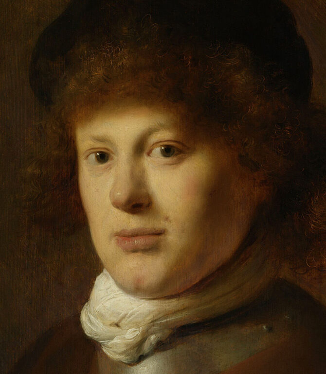 Paintings with Portraits of the Painter Rembrandt van Rijn