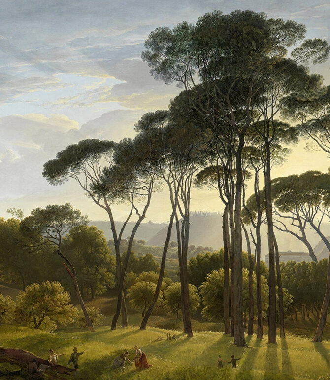Fascinating Paintings with Landscapes by Popular Painters