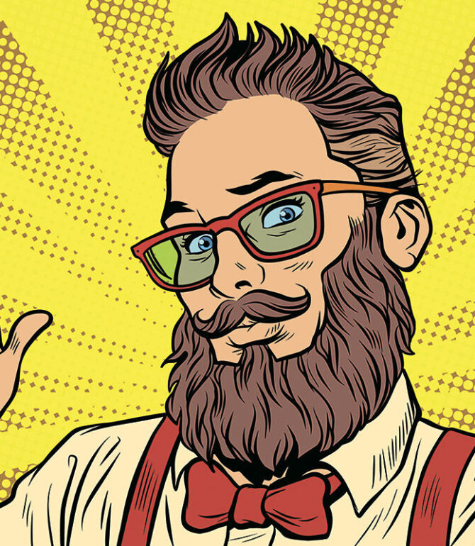 Funny Pictures of Men with Beards